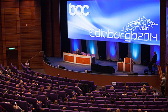British Orthodontic Conference Edinburgh